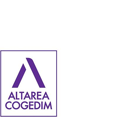 Updating the visual identity of large shopping centres for Altarea