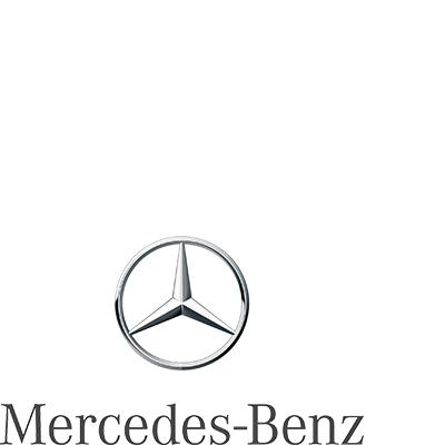 Implementing the Mercedes brand's new image, including works