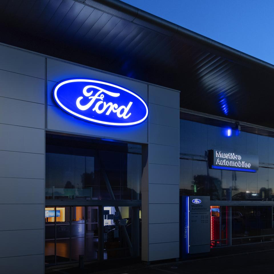 Ford : Une collaboration unique en Europe