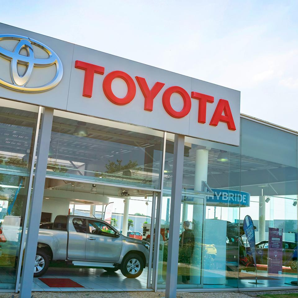 Toyota: Performance, rewarded by loyalty